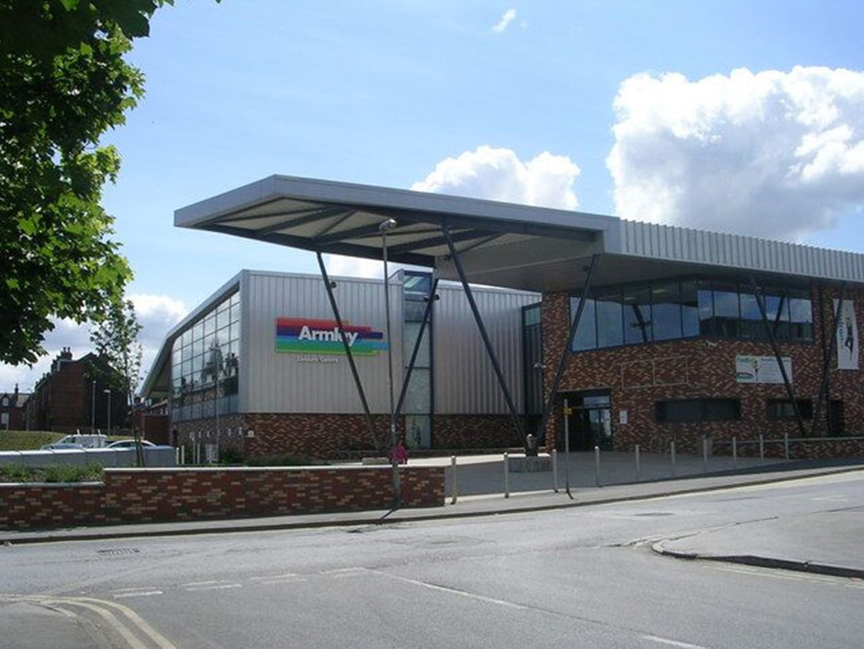 ARMLEY LEISURE CENTRE AND MORLEY LEISURE CENTRE