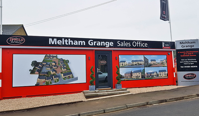 Meltham Grange Sales Office – Now Open!